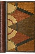 Art-deco-design-wood-inlaid-blank